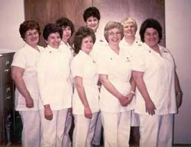 Visiting Nurses from 1975